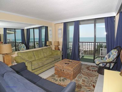 Photo for Crescent Sands Crescent Beach Unit K3! Beautiful Oceanfront Condo! Book now for best rates!