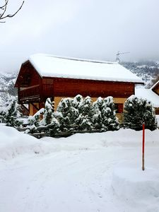Photo for Charming chalet in Serre Chevalier
