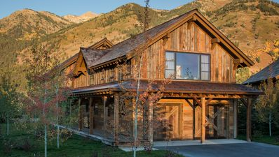 Photo for Thoughtfully appointed Luxury Lodge at base of Jackson Hole Resort