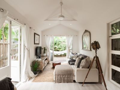 Photo for BYRON BAY LUXURY COTTAGE~ IN TOWN