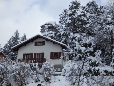 Photo for CHALET WITH EXCEPTIONAL VIEW ON THE VALLEY