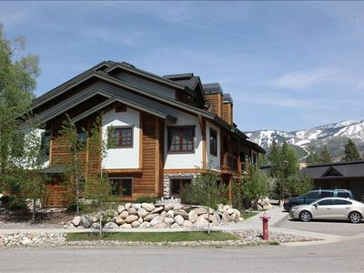 Photo for 3 Br + Loft Condo Sleeps 12 Centrally Located In Steamboat Springs