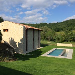 Photo for Molino dei Ciliegi, villa in Umbria with spa and heated swimming pool for private use