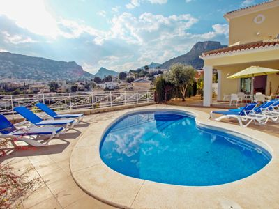 Photo for Canuta Mar 14- two story holiday home villa in Calpe