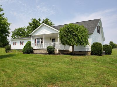 Photo for 4 bedroom Tenant House at Muddy Boots petting farm...