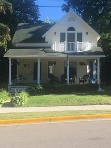 Photo for Classic Charlevoix Home Steps From Lake Michigan & 2 Blocks to Downtown