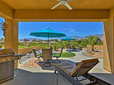 Photo for NEW! Palm Springs Area Villa w/ Resort Amenities!