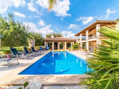 Photo for Lloseta Holiday Home, Sleeps 6 with Pool and Air Con
