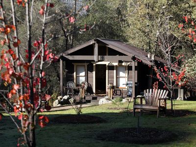 Photo for 1BR Cabin Vacation Rental in Oakhurst, California