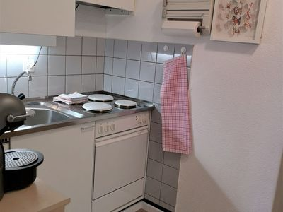 Photo for Apartment Parkareal (Utoring) in Davos - 2 persons, 1 bedrooms
