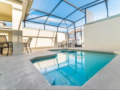 Photo for The Secret to Enjoying Your Holiday Home with Private Pool on Storey Lake Resort, Townhome Orlando 1834