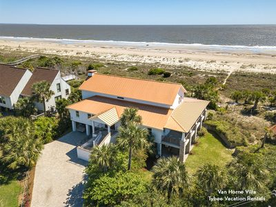 Photo for Directly Oceanfront, Stunning Views, Private Home, Direct Beach Access! Ultimate Family Vacation