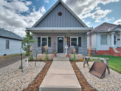 Photo for Downtown Laramie Home, Walk to the University