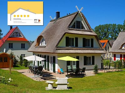 Photo for Thatched Cottage Leda, Germany