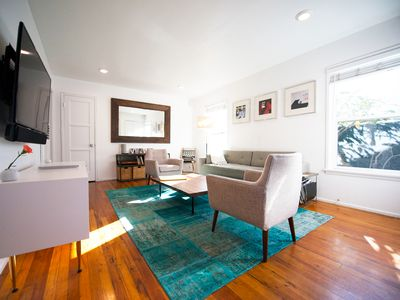 Photo for Gorgeous Remodeled 2BR Oasis with Private Yard by Abbot Kinney