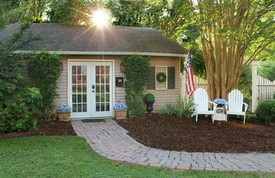 Photo for *NEW* Bluebird Cottage in the Heart of Historic Downtown Franklin