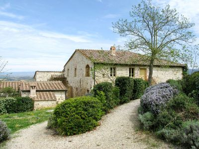 Photo for Vacation home Podere Cielsereno (CEL234) in Casole d'Elsa - 5 persons, 2 bedrooms