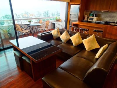 Photo for Patong Oceanview 60m2 1 bed Apartment