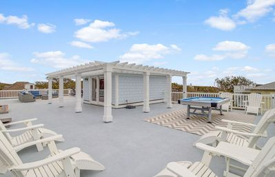 Newly Completely Renovated! El Sueno - Private Pool, Huge Rooftop Deck w/ Outdoor Pool Table, Put...