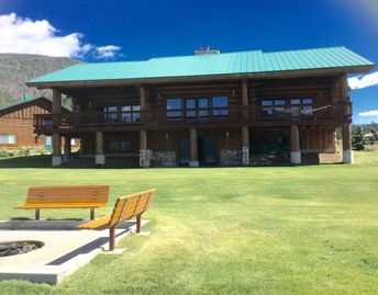 BEAUTIFUL LOG HOME ON 5 ACRES WITH INCREDIBLE VIEWS OF AMAZING HEBGEN LAKE!