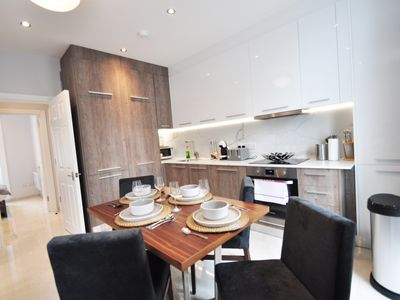 Photo for Chic 1- Bedroom Apartment in the heart of Camden by City Stay London
