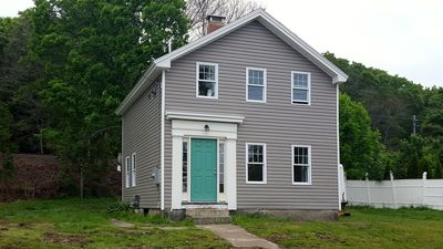 Photo for Newly renovated, on Pawcatuck River, 2 bedrooms, 2 baths, pull out sofa, sleep 6