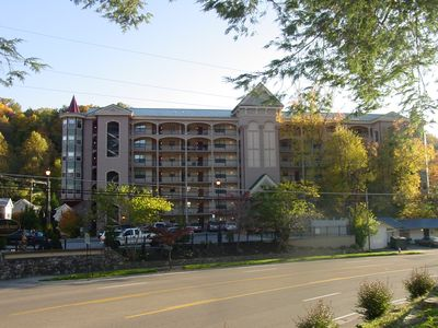Photo for Cascading Creek / Gatehouse Condos / 2BR / 1st Floor /No Steps