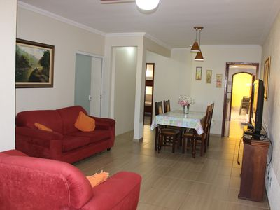 Photo for Marvelous independent house, wifi, vacancy for 2 cars near the beach of the fort