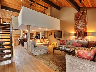 Luxurious Ridgepoint Townhome: Ski in/Out to Deer Valley