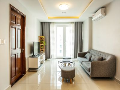 Photo for FU2DAY★2BR/4B/HCMC/Gym/Pool/Shop/Near airport