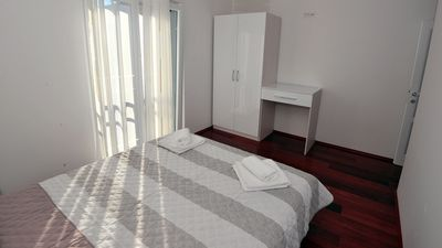 Photo for Luxurious seaview apartment Corra II. with shared pool EOS-CROATIA