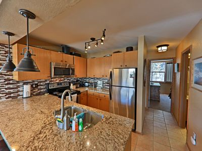 Photo for LOCATION and AMENITIES!! Look right here! Beautifully Renovated Snowblaze 2 BR