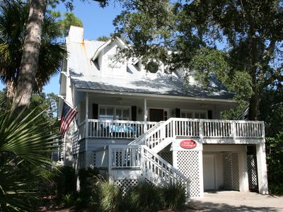 Photo for Charming Saint Simons Island 4 Bedroom Cottage Home