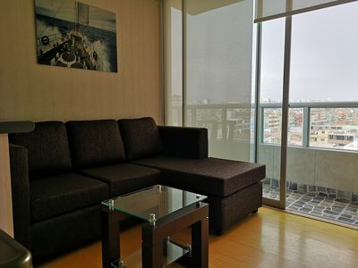 Photo for LIMA FLAT 8 1D BETWEEN AIRPORT AND MIRAFLORES