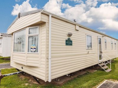 Photo for 8 berth caravan for hire at Haven Caister beach holiday park  Norfolk ref 30063