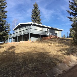Photo for Ute Cabin - Spacious Home Nestled in the Heart of Woodland Park
