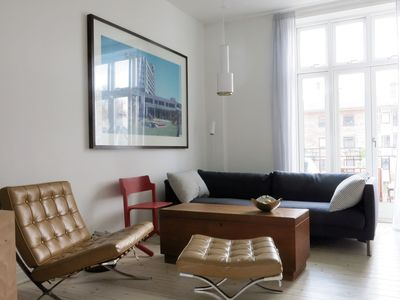 Photo for City Apartment in Frederiksberg with 3 bedrooms sleeps 6