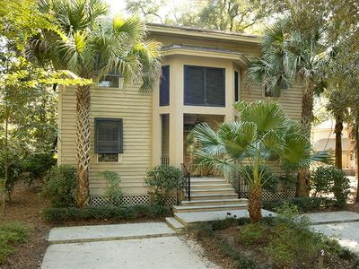 Photo for 2 Canvas Back | 5 Minute Walk to Beach | Private Pool | Just Inside Ocean Gate of Sea Pines