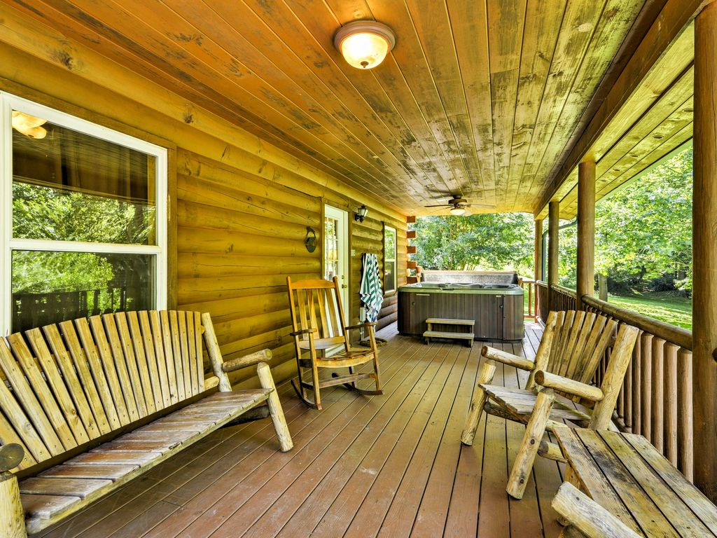 Bryson City Cabin Rentals Reviews