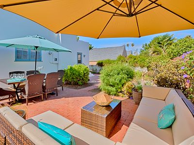 Photo for 15% OFF JULY! Peaceful Private Home & Steps to Windansea Beach