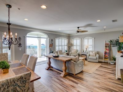 Grab a fall week or make your plans for 2021 on 30a!  3BR/3BA sleeps 8 Seagrove