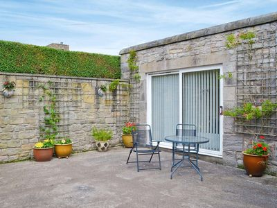Photo for 1 bedroom property in Seahouses. Pet friendly.