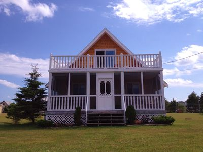 Photo for Magnificent Northern Shore Beaches - Hidden Dunes Cottage