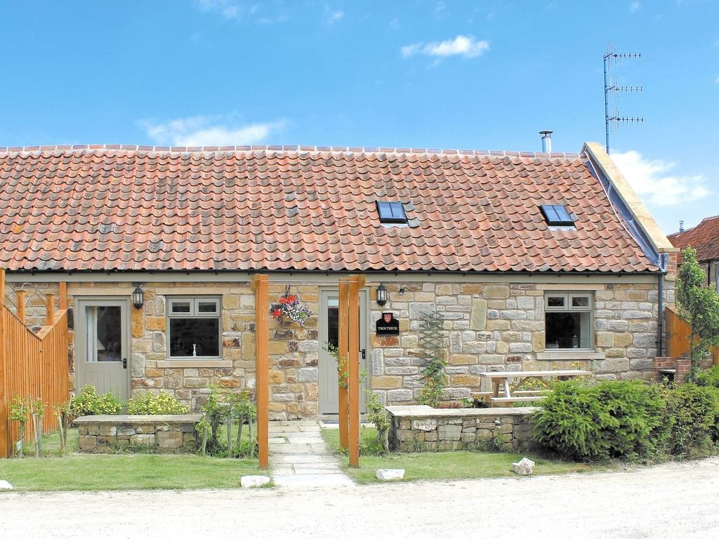 Troutbeck Cottage 1 Bedroom Property In Scarborough Pet