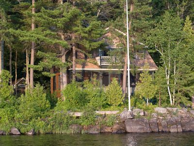Photo for Maine Luxury  Lakehouse Awaits your Visit-Days are Simple and Relaxed.