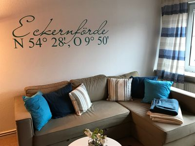 Photo for Apartment / app. for 4 guests with 70m² in Eckernförde (71477)