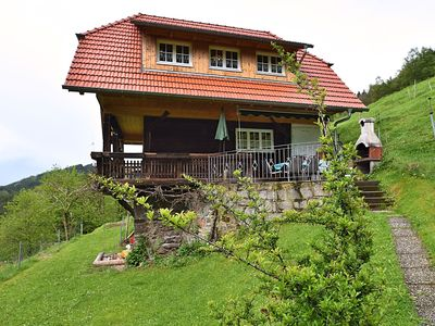 Photo for Detached holiday home with a great view and private terrace in the Black Forest