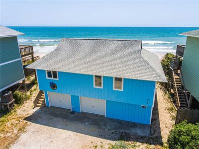 Photo for Blue Chip: 3 BR / 2 BA house in Topsail Beach, Sleeps 6