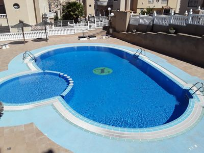 Swimming Pool found behind house, just 30 seconds away