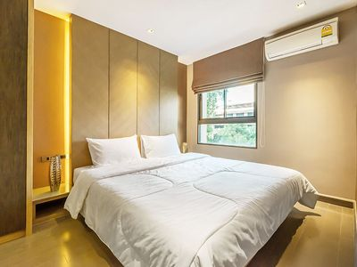 Photo for Characteristic 1BR near BTS Asok & MRT